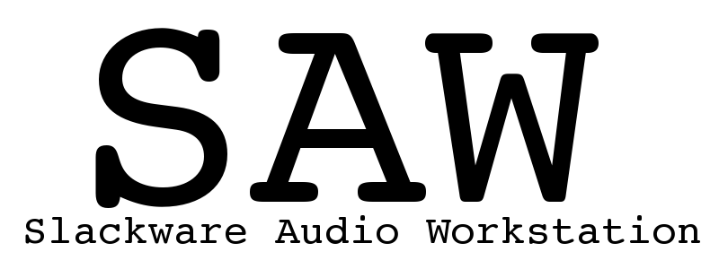 Slackware Audio Workstation